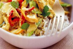 Thai Turkey curry: T...