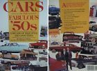 Cars of the 50's & 60's Coffee Table Books - NEW!!
