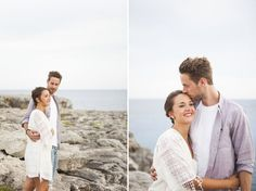 Engagement photography {Sesión de pareja en Binibèquer Vell, Menorca}