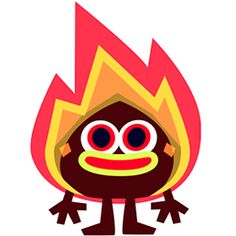 Hello, i'm Shoney. It's getting hot over here on level 135! not suprising as I am an Amazin' Blazin' Raisin! I'm notorious for setting things on fire everywhere I go, accidently of course! #MoshlingRescue #Moshling #Rescue #Rescuer #Shoney