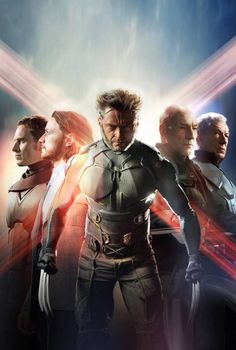 New X-Men: Days of Future Past Poster!