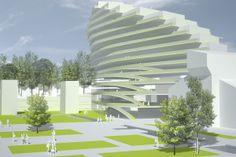 3XN: Escola Verde, Estocolmo - Arcoweb
