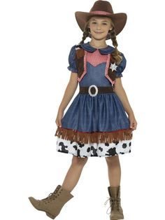 Cowgirl kind Texas Nr.1 in carnavalskleding en feestartikelen. Goedkope carnavalskleding en carnavalskostuums online bestellen. Snelle levering van jouw carnava