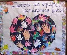 Resultado de imagen de murales con manos