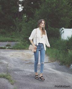 Соня Есьман : новые образы / кейт мосс в джинсах и сапогах