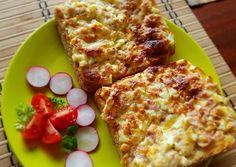 Sonkás-mascarponés melegszendvics krém French Toast, Eggs, Dishes, Breakfast, Recipes, Food, Desk, Mascarpone, Morning Coffee