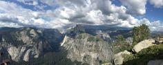Glacier Point, Yosemite National Park. Photo by Cristin Bryan.