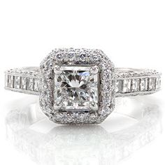 This setting!  Radiant Passion from Knox Jewelers