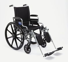 MDS806560E  Medline K4 ExtraWide Lightweight Wheelchairs -- Locate the offer simply by clicking the image