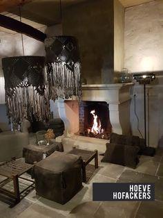 Beautiful Lichting staande Lamp Gudha Round van Hoffz Interieur ...