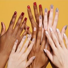 Jan 2020 - Four beauty industry experts share their predictions for the biggest nail trends of Stylish Nails, Trendy Nails, Cute Nails, Cute Acrylic Nail Designs, Best Acrylic Nails, Minimalist Nails, Gel Nails, Nail Polish, Nagellack Trends
