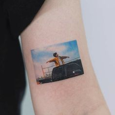 17 Tattoos Inspired By BTS That Only K-Pop Fans Will Understand,Nadie puede poner durante dud. - 17 Tattoos Inspired By BTS That Only K-Pop Fans Will Understand, - Kpop Tattoos, Army Tattoos, Korean Tattoos, Tatoos, Mini Tattoos, Body Art Tattoos, Small Tattoos, Tattoo Motive, Piercing Tattoo