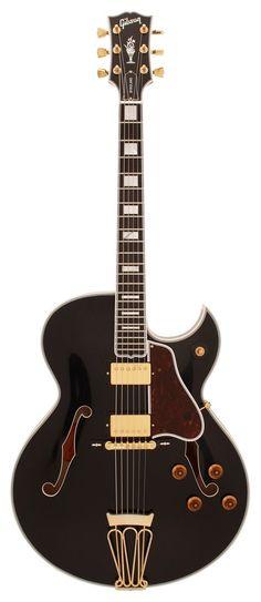 Gibson Custom Shop Electric Guitar Byrdland Florentine Ebony
