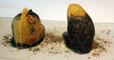 Arzak in San Sebastián Spain created the rock-like 'Cromlech'