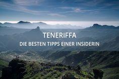 Teneriffa: Die besten Tipps, um die Königin der Kanaren besser kennenzulernen. Kajak, Mountainbike, Windsurfing und jede Menge kulinarische Tipps.