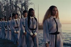 "We are living in the end times—or at least, in the post-""Lemonade"" era.  On April 23, Beyoncé released an hour-long visual album that serves up a tapestry of the experiences of Black women, including their varied religious practices throughout the African Diaspora. In ""Hold Up,&quot"