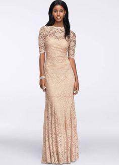gold mother of bride dresses.