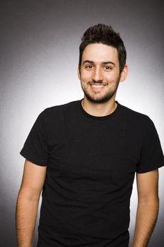 Mark Yetter. Game designer of Riot Games