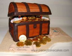 Treasure Chest - clean lines!