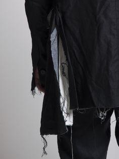 Elena Dawson Linen Coat (Lined with Cotton)