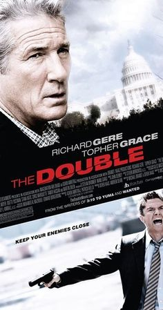 Directed by Michael Brandt.  With Richard Gere, Topher Grace, Martin Sheen, Tamer Hassan. A retired CIA operative is paired with a young FBI agent to unravel the mystery of a senator's murder, with all signs pointing to a Soviet assassin.