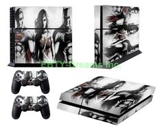 EBTY-Dreams Inc. - Sony Playstation 4 (PS4) - Superman Batman Wonder Woman DC Universe Vinyl Skin Sticker Decal Protector