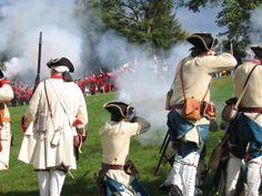 Fort Ligionier, French & Indian War