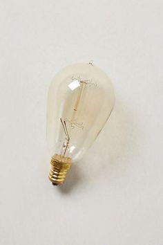Anthropologie Edison Chandelier Bulb