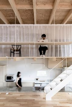 Roof and Rectangle / Jun Igarashi Architects