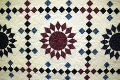 The Sunburst block is made with Template Set F. It's in my book Sunburst Quilts to Make.