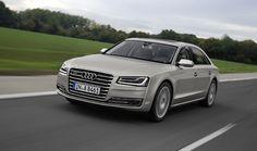 #Audi #A8 : la noche se hace día