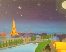 Une vue de la Seine.