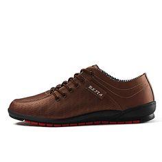Beita Herren Casual Klassisch PU Leder Schuhe Lace Up Komfort Sneaker Footwear - http://on-line-kaufen.de/beita/beita-herren-casual-klassisch-pu-leder-schuhe-up