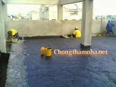 Chống thấm tại quận Ba Đình,Hà Nội chuyên nghiệp, Giá tốt