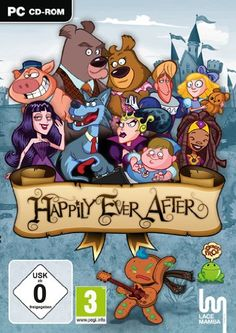 Happily Ever After (PC DVD): Amazon.co.uk: PC & Video Games