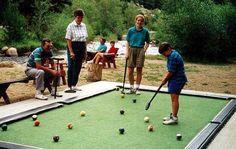 Outdoor Billiards