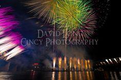 Cincinnati WEBN Fireworks
