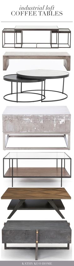 Industrial Light Fixtures, Industrial Loft, Industrial Lighting, Coffee Table Styling, Coffee Tables, Rustic Wooden Coffee Table, Urban Loft, Built In Storage, Interior Design Tips