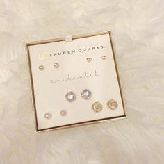 LC Lauren Conrad for Kohl's Earrings