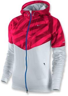 Nike Women's Running Jackets - Sale on Now Pure Platinum, Running Jacket, Running Women, Scarlet, Nike Jacket, Motorcycle Jacket, Nike Women, Jackets For Women, Fire