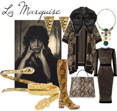 Marchesa_Casati_moodboard_la_marquise Marchesa Notte Dress, Dior, The Twenties, Style Icons, Muse, Fashion Inspiration, Room Ideas, Classy, Costume