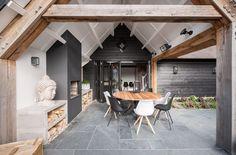 Architectenbureau Atelier3 - Landelijke villa in Castricum - Hoog ■ Exclusieve woon- en tuin inspiratie.