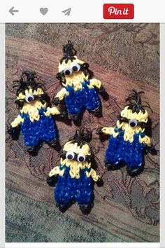 Minions!!!! Cute!!!!! Haha anyway going to school L8er...