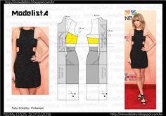 ModelistA: A3 NUM 0325 DRESS