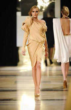 ARSTCRYLIQUE: Stephane Rolland/Haute Couture Spring 2011