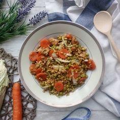 Kaszotto, czyli zdrowy i jednogarnkowy obiad - PRZEPIS NA SUKCES
