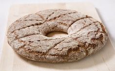 Ruisleipä - Delicious Rye Bread! This is best with Finnish butter ...