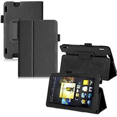 Best price on Amazon Kindle Fire HDX 7 Inch(2012)Case, Robiear Slim Faux Leather Folio Stand Folding Cover for Amazon Fire Tablet Black   // Check the price and customers reviews: http://ibestgadgets.com/product/amazon-kindle-fire-hdx-7-inch%ef%bc%882012%ef%bc%89case-robiear-slim-faux-leather-folio-stand-folding-cover-for-amazon-fire-tablet-black/  #electronics #gadgets #mobile #digital
