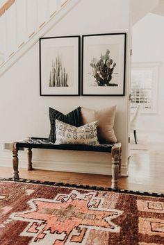 cool 52 Stunning Boho Chic Living Room Decor Inspirations On A Budget https://decoralink.com/2018/02/08/52-stunning-boho-chic-living-room-decor-inspirations-budget/
