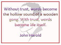 Trust is the base of life. #successquotes
